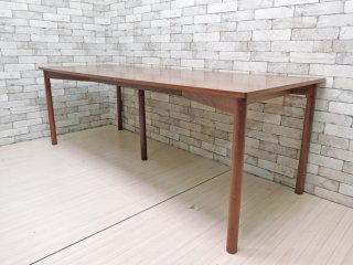 ホテル クラスカ Hotel CLASKA オーダーメイド ダイニングテーブル W210cm マルニ maruni collection ●
