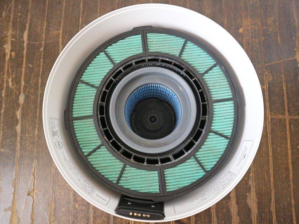 バルミューダ BALMUDA レイン Rain ERN-1000SD-WK 気化式加湿器 デザイン家電 2014年製 ◎