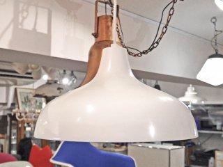イデー IDEE クルランプ KULU LAMP ペンダントライト ホワイト ホーロー ■
