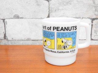スヌーピー展 the art of PEANUTS Ever and Never キャンディマグ AS樹脂製 2013年 限定販売品 B ●