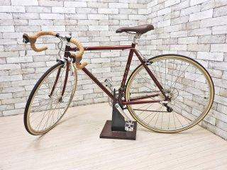 フジ自転車 FUJI BIKES ドロップハンドル ロードスポーツバイク バラッド Ballad R ブラウン系廃番色 28インチ ●