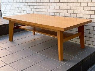ウニコ unico コルソ CORSO オーク材 コーヒーテーブル センターテーブル 廃番 北欧ビンテージスタイル ■