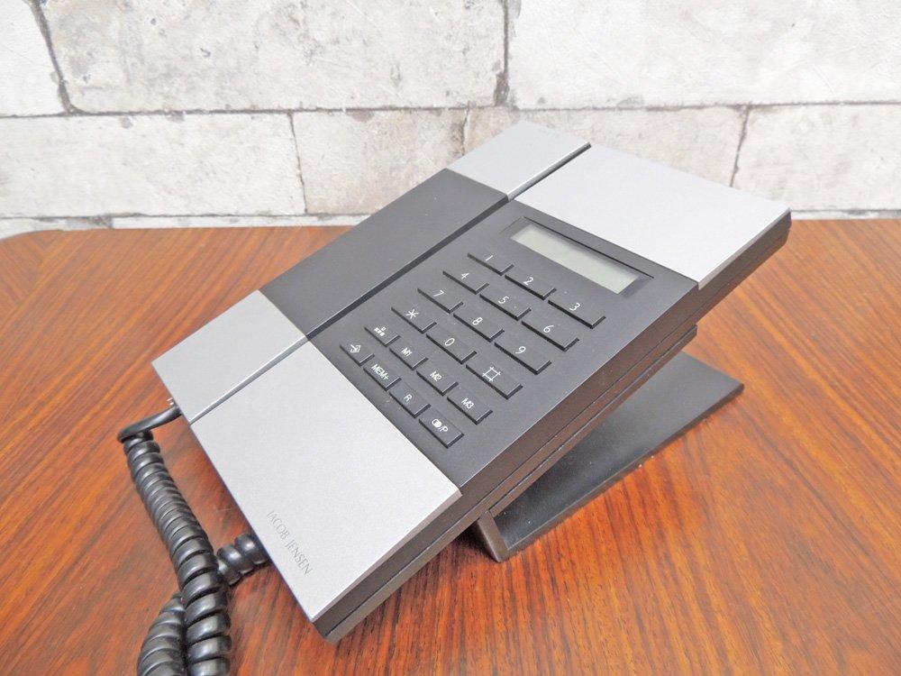 ヤコブ・イェンセン Jacob Jensen T-3 Telephone 電話機 モダン 北欧 デンマーク D ●
