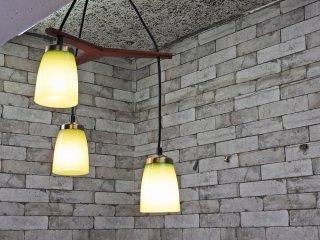 マーキュリー MERCURY U.S MODERN LIGHT OLD GENERATIONS 3灯 シーリングライト ジェダイカラー ガラスシェード ビンテージスタイル ●