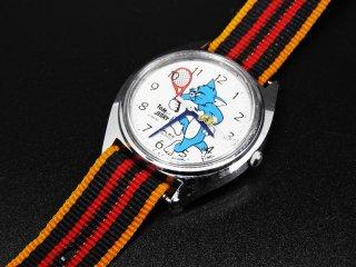 セイコー SEIKO アルバ ALBA トムとジェリー Tom & Jerry テニス 腕時計 クォーツ 子供用 キャラクターウォッチ ●