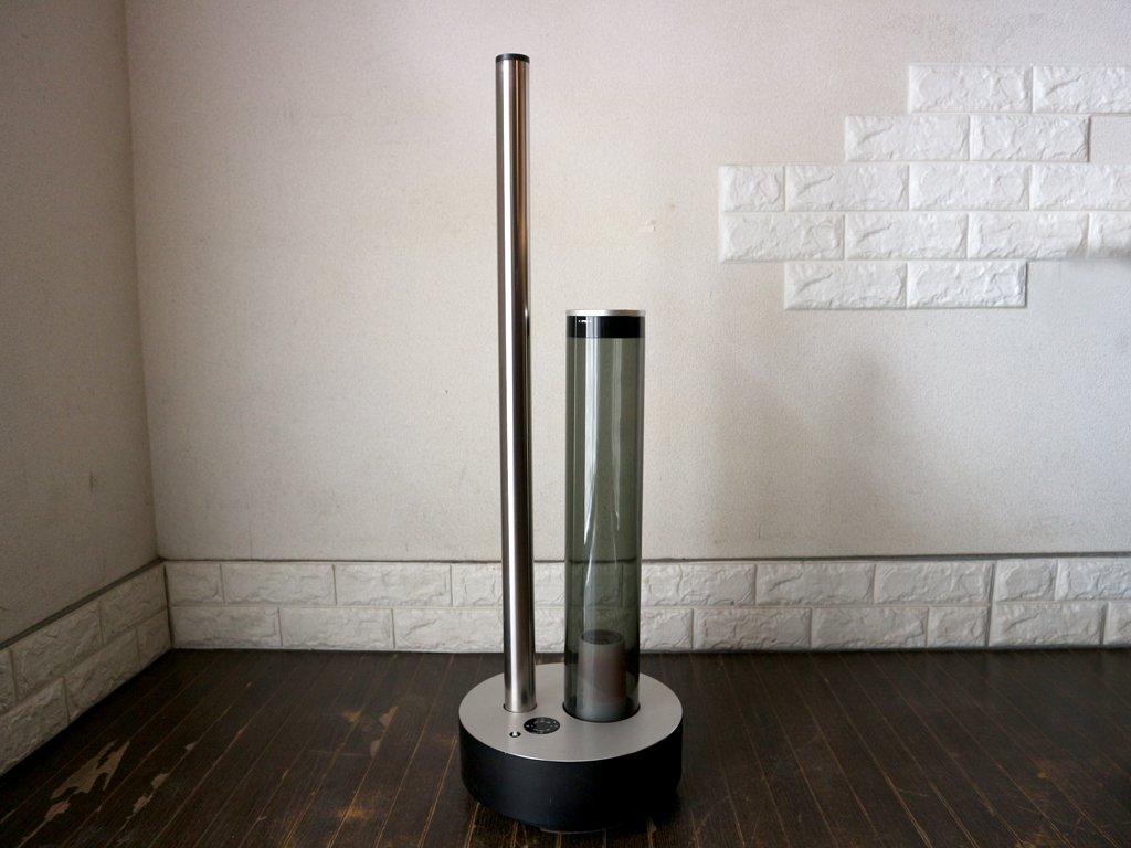 カドー CADO 超音波式加湿器 除菌機能付きカードリッジ内蔵 HM-C610S : 洋室17畳 和室10畳 2017年製 定価¥45,800- ◎