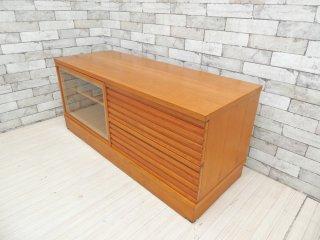 朝日木材加工 ボスコ BOSCO 天然木 W120 AVボード TVボード リビングボード オイルフィニッシュ ●