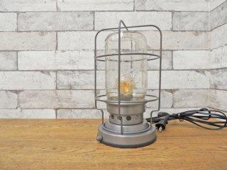 ハモサ HERMOSA ボールベースランプ BALL BASE LAMP テーブルランプ メイソンジャー インダストリアルデザイン 定価13,200円 ●