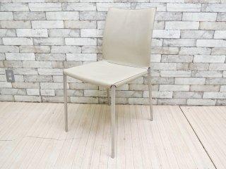 ザノッタ Zanotta 2086 Lia Chair ダイニングチェア ロベルト・バルビエリ イタリア 参考価格:約15万円 ●