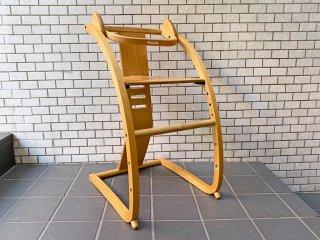シン Shin イーチェア e-chair ベビーチェア キッズチェア 木馬 佐々木敏光 ナチュラル グッドデザイン賞 ■