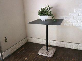 ヘイ HAY テラゾー TERRAZZO TABLE スクエアテーブル カフェテーブル W60cm 人工大理石 デンマーク 北欧 ミニマル モダン 屋外使用可 ◎