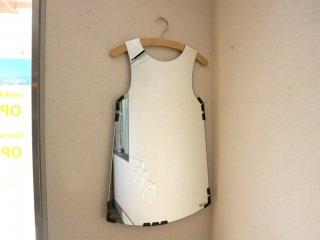 コンランショップ CONRAN SHOP取り扱い DEKNUDT DECORA ドレスミラー DRESS MILLOR WITH HANGER ウォールミラー ワンピース 壁掛け 鏡 ◎