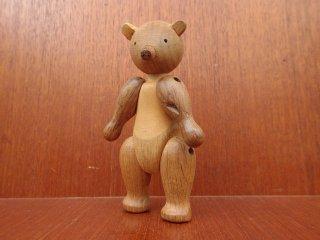 カイボイスン Kay Bojesen 木製 フィギュア ベアー ビンテージ ♪