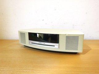 ボーズ BOSE ウェイブ ミュージック システム CDラジオ Wave music system Wave Radio AWRCCC リモコン FMアンテナ スロットイン CD ★