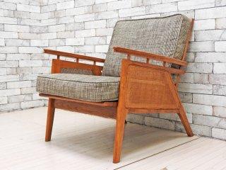 アクメファニチャー ACME Furniture ウィッカー WICKER ラウンジチェア LOUNGE CHAIR ラタン ハックベリー材 西海岸スタイル 定価 : ¥79,500- ●