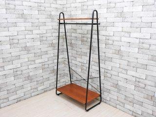 ニコアンド niko and… furniture & supply リビング テリトリー ハンガーラック LIVING TERRITORY 定価約¥14,000- ●