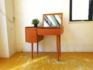 ウニコ unico アルベロ ALBERO ドレッサー デスク Dresser desk チーク材 北欧スタイル ★