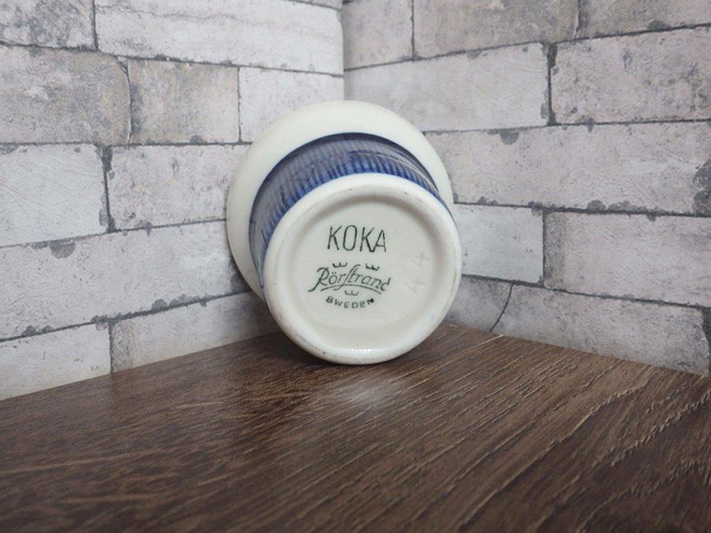 ロールストランド Rorstrand コカ KOKA エッグスタンド ヘルサ ベングトソン デザイン 1955〜1988年代 B ♪
