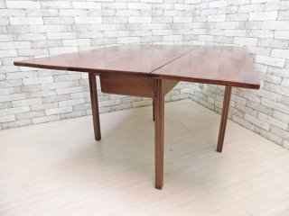 USビンテージ Vintage バタフライテーブル ダイニングテーブル ミッドセンチュリー ●