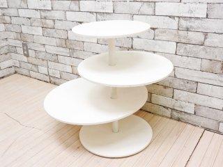 デザインハウスストックホルム DESIGN HOUSE stockholm ツイストテーブル TWIST TABLE サイドテーブル ラック フィリップ・エディス 廃番 ●