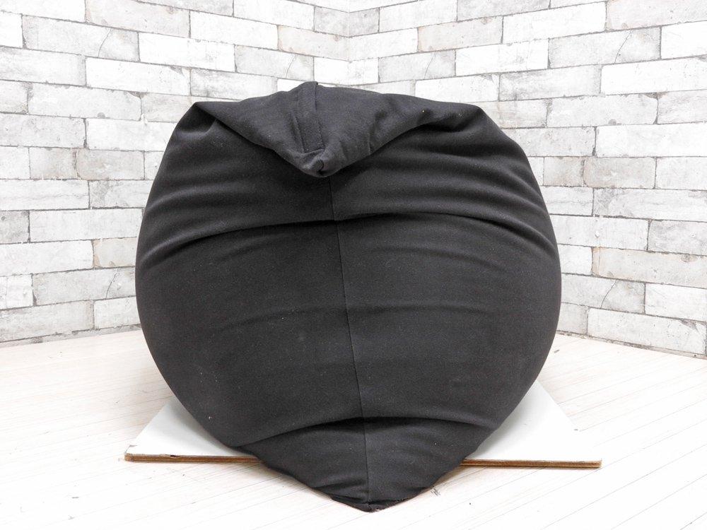 ヨギボー yogibo ミディ midi ビーズクッション ソファ ブラック 定価¥28,380- ●