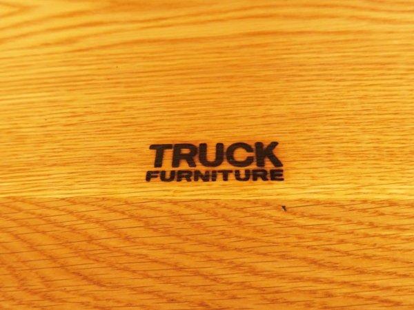 トラックファニチャー TRUCK FURNITURE FMシリーズ オープンシェルフ キャビネット オーク材× アイアン ナラ無垢材 ★