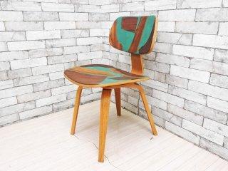 トーネット Thonet CHAIRTASTIC オーク材 プライウッドサイドチェア Bent Plywood Side Chair  ミッドセンチュリー ●
