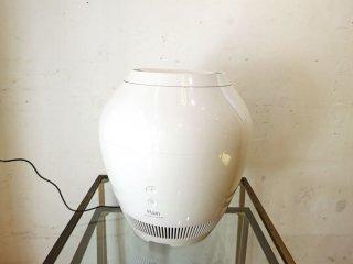 バルミューダ BALMUDA レイン Rain 気化式 加湿器 ERN-1000UA-WK Wi-Fi対応 2017年製 スマート デザイン家電 ★