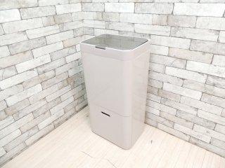 ジョセフジョセフ Joseph Joseph トーテム ダストボックス ゴミ箱 ステンレス製 60L キャスター付き イギリス ●