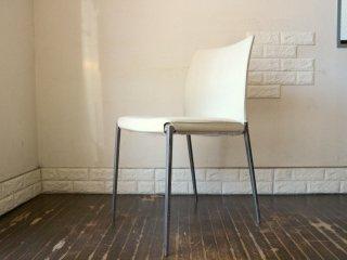 ザノッタ Zanotta 2086 Lia Chair ダイニングチェア ロベルト・バルビエリ イタリア 参考価格:約15万円 ◎
