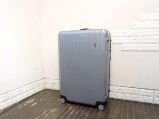 リモワ RIMOWA サルサ Salsa スーツケース 97L 4輪 MULTIWHEEL グレー系カラー TSAロック ◎