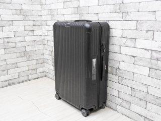 リモワ RIMOWA サルサ Salsa スーツケース 97L 4輪 MULTIWHEEL マットブラック 電子タグ TSAロック ●