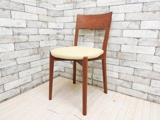 宮崎椅子製作所 ポケットチェア pocket chair チェリー 廃番 村澤一晃 定価¥¥47,960- C ●