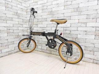 ジャガースポーツ JAGUAR 折り畳み自転車 16インチ ●