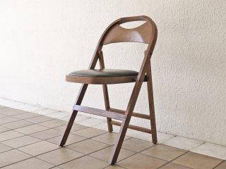 アクメファニチャー ACME Furniture カルバーチェア CULVER CHAIR フォールディングチェア 折畳 ラバーウッド ◇