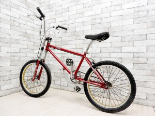 ヤマハ YAMAHA ビンテージ マウンテンバイク 20インチ トライアル 80's 自転車 モトバイク BMX 稀少 ●