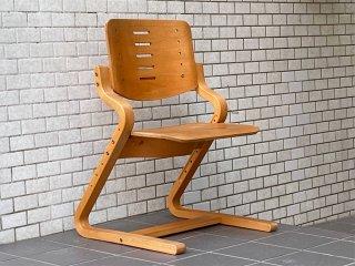 フォルミオ Formio チェア KF-02 デスクチェア ブナ材 阿久津雄一 子供椅子 北欧 デンマーク グットデザイン賞 ■