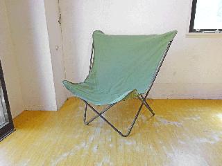 ラフマ LAFUMA ポップアップチェア Pop Up Chair XL カーキ ガーデン バルコニー アウトドア キャンプ 折りたたみ ★