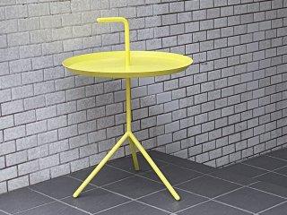 ヘイ HAY DLM DON'T LEAVE ME サイドテーブル コーヒーテーブル イエロー XLサイズ デンマーク ■