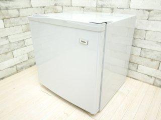ハイアール  Haier 1ドア 電気冷凍庫 38L 2020年製 JF-NU40G ●