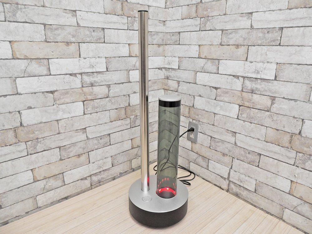カドー cado 加湿器 STEM-620 ブラック HM-C620 超音波式 LEDライト 除菌・アロマ機能付 2017年製 現状品 ●