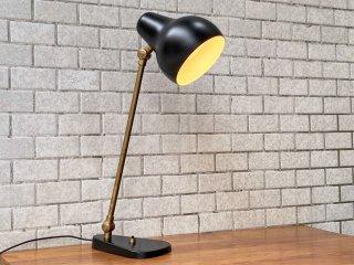 ルイスポールセン Louis Poulsen  VL38 テーブルランプ ブラック TABLE LAMP BLACK ヴィルヘルム・ラウリッツェン デンマーク ■