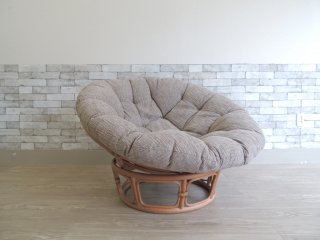 アクメファニチャー ACME Furniture ウィッカー イージーチェア Wicker Easy Chair ラタンフレーム 1人掛けソファ 定価¥79,200- ●