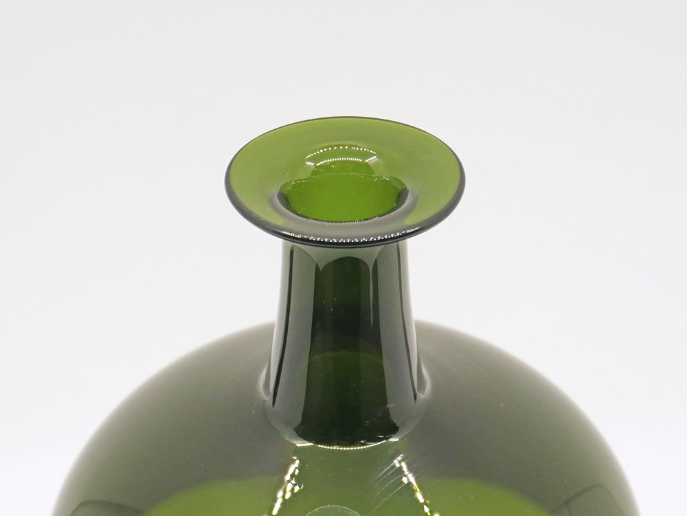 ベニーニ venini ムラーノ MURANO Bolle Bottles ボトル フラワーベース タピオ・ヴィルカラ Tapio Wirkkala ●