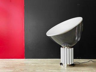 フロス FLOS タチア TACCIA テーブルランプ アキッレ・カスティリオーニ 白熱灯器具 60W×1 口金26 定価¥291,500- ●
