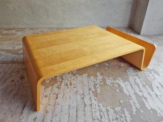 オフィー offi スキャンドゥテーブル Scando Table バーチウッド ナチュラル USA 廃番 希少 ♪