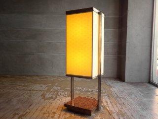 ホテルオークラ東京 別館 Hotel Okura ロビー 使用 行燈 あんどん 御影石 橙 2020年9月閉館 間接照明 ♪