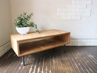 アクメファニチャー ACME Furniture トロイ コーヒーテーブル TROY COFFEE TABLE チーク古材 ◎