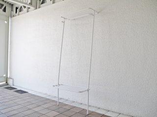 デュエンデ DUENDE ウォールハンガー WALL HANGER 壁掛け ハンガーラック ホワイト ◇