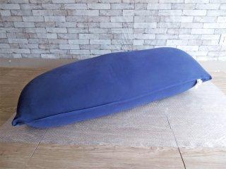 ヨギボー yogibo マックス MAX ビーズソファ クッション ネイビーブルー 定価\32,780- A ●